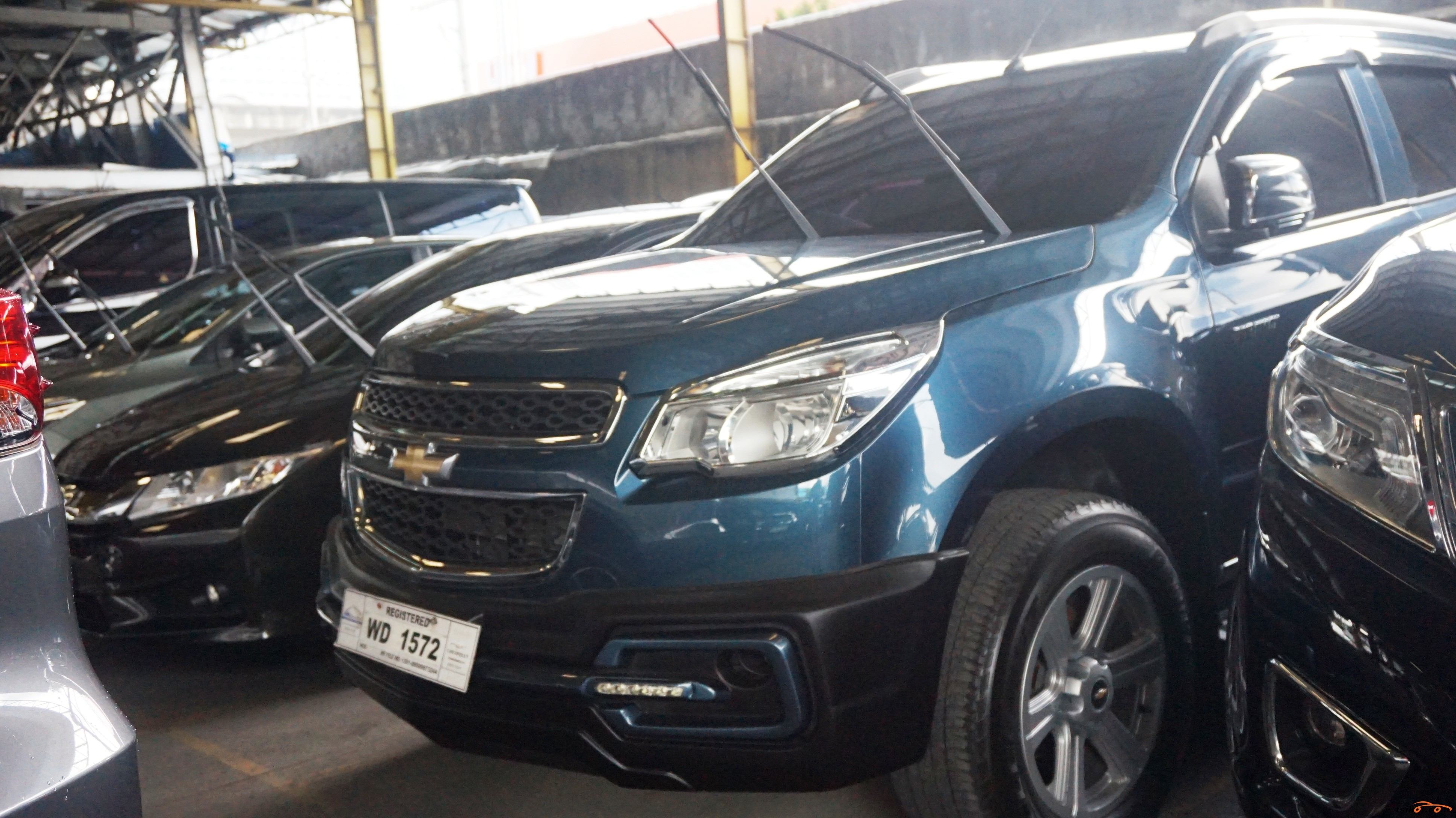Chevrolet Trailblazer 2017 - 1