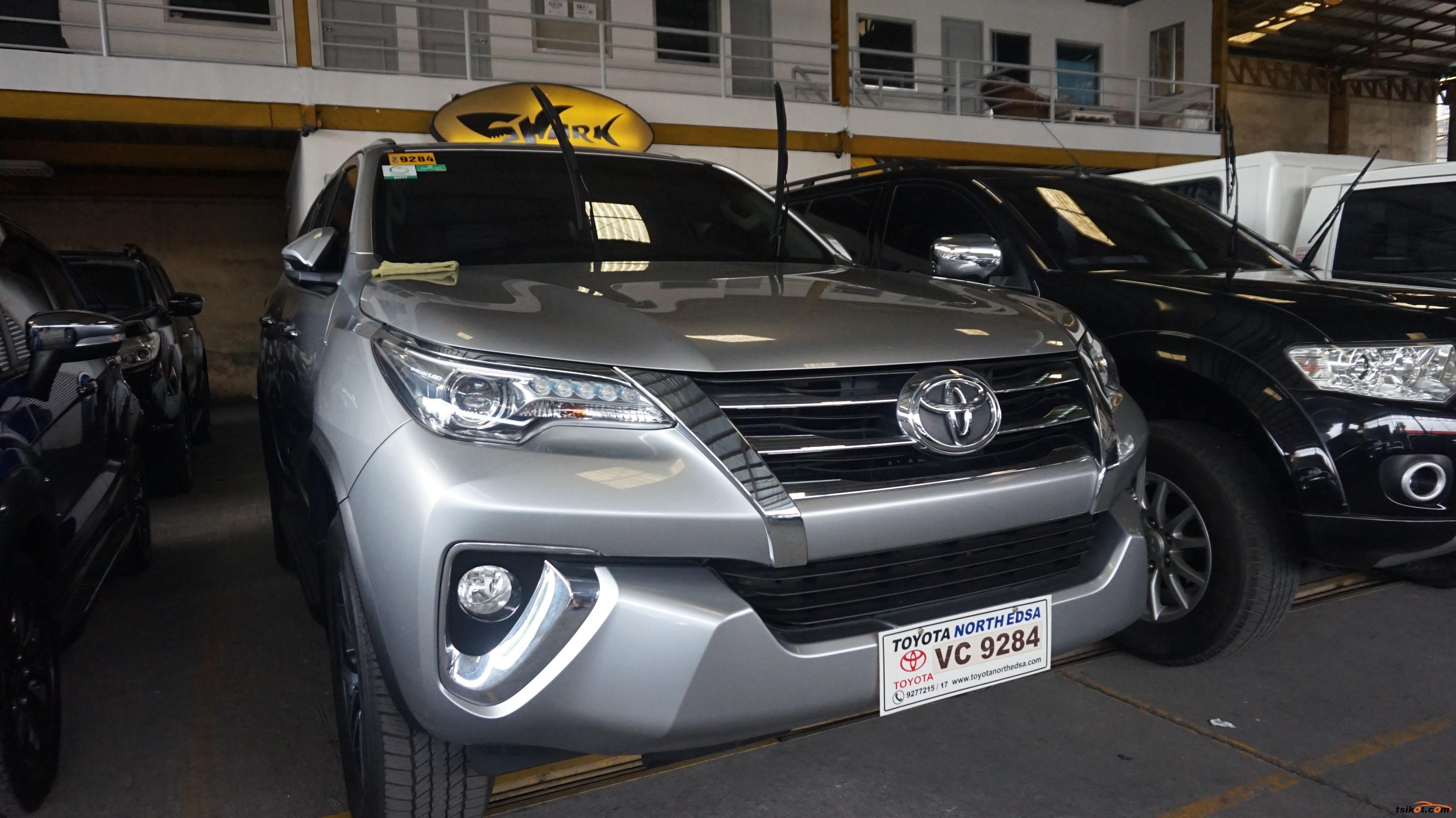 Toyota Fortuner 2016 - 1