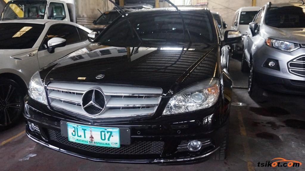 Mercedes-Benz C 2007 - 1