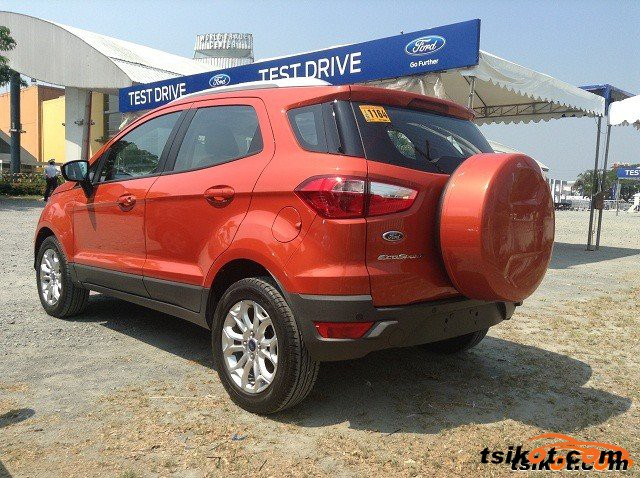 Ford Ecosport 2015 - 6