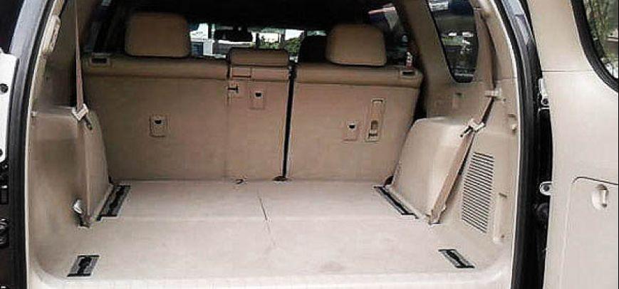 Toyota Land Cruiser 2011 - 12