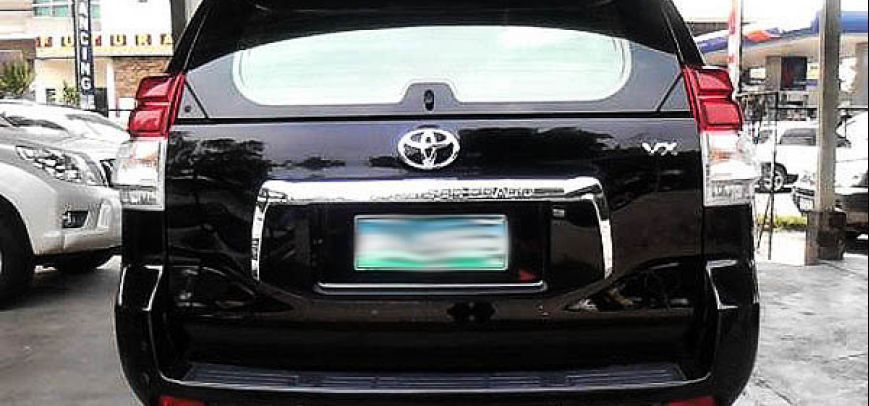 Toyota Land Cruiser 2011 - 2