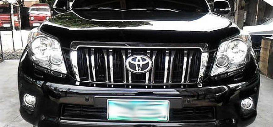 Toyota Land Cruiser 2011 - 7