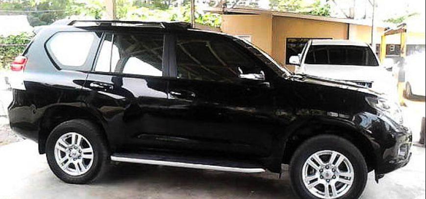 Toyota Land Cruiser 2011 - 9