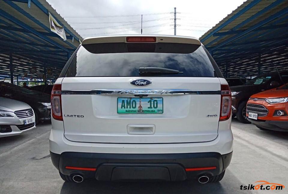 Ford Explorer 2012 - 7