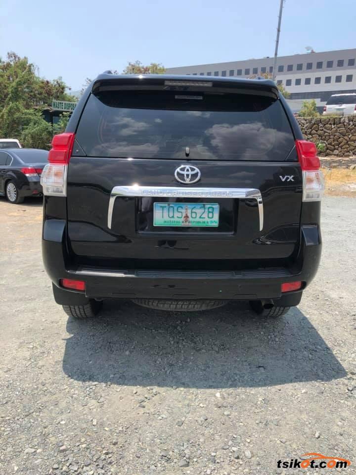 Toyota Land Cruiser Prado 2015 - 2