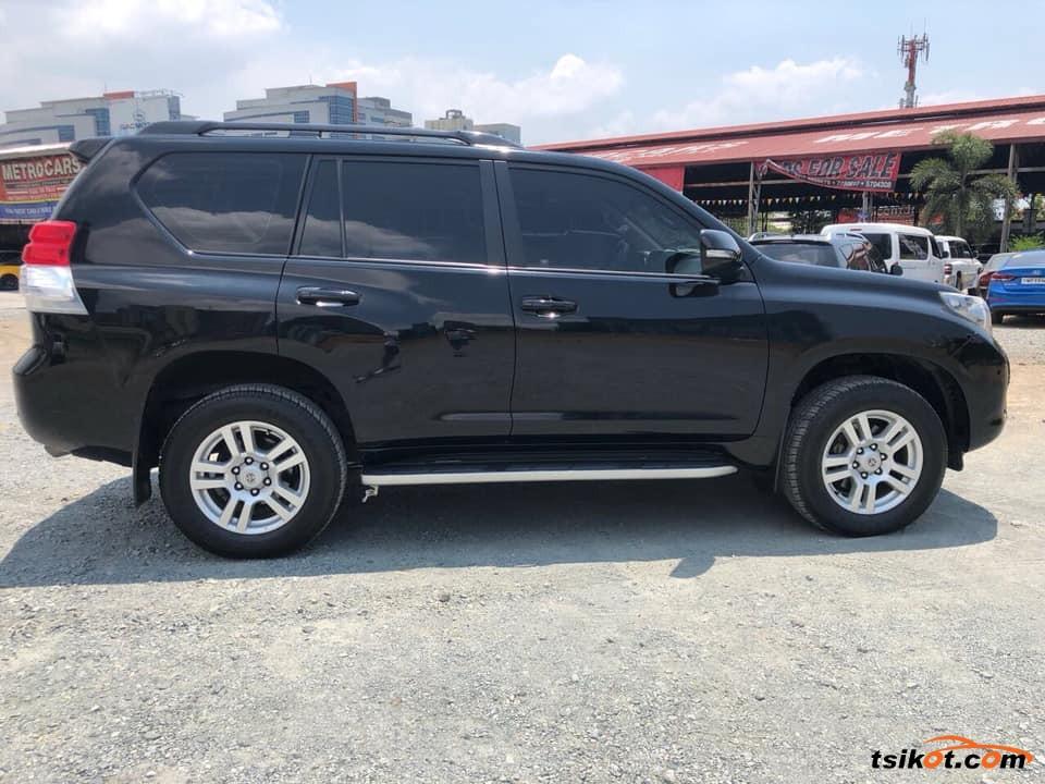 Toyota Land Cruiser Prado 2015 - 6
