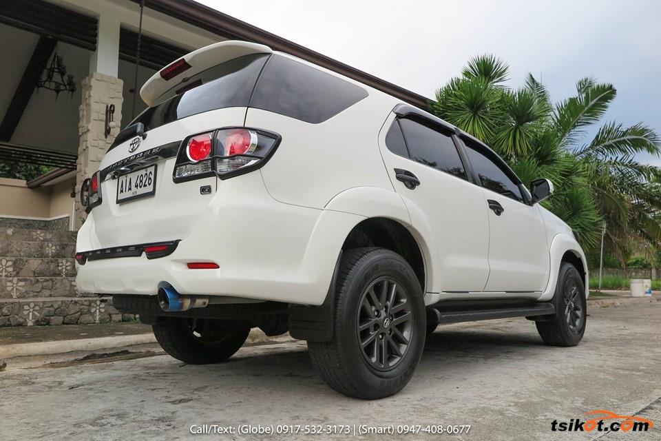 Toyota Fortuner 2015 - 2
