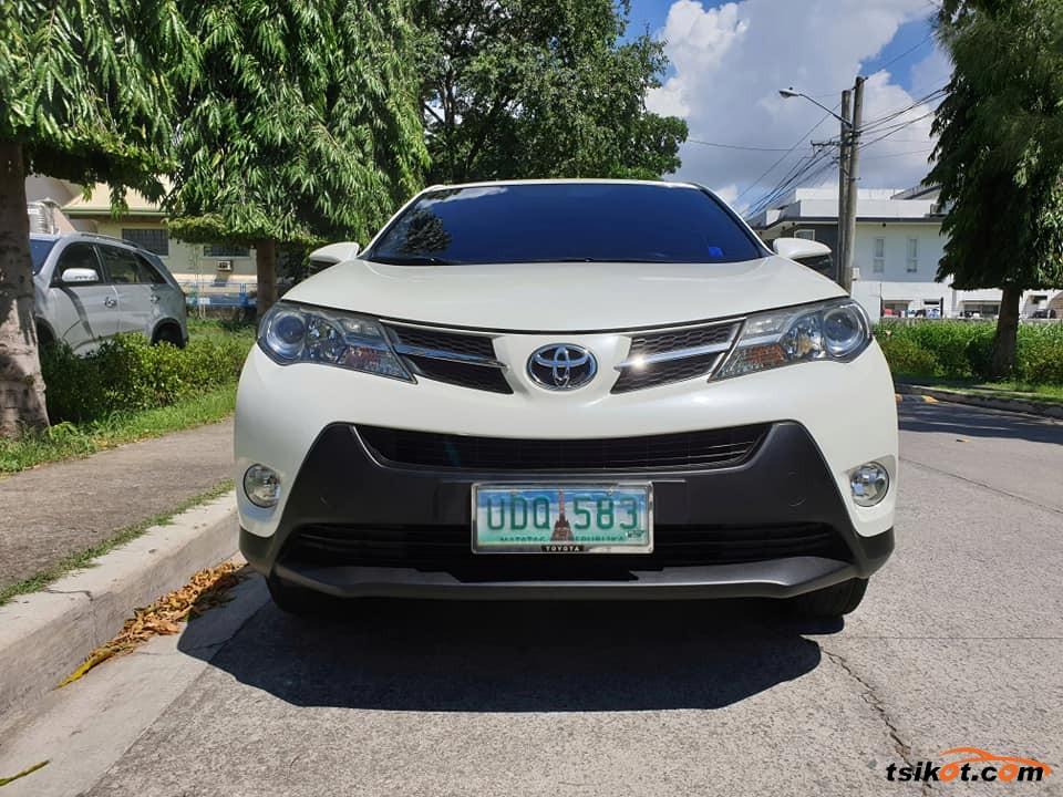 Toyota Rav4 2013 - 1