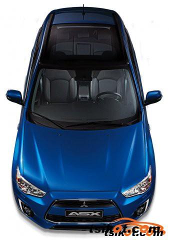Mitsubishi Asx 2015 - 2