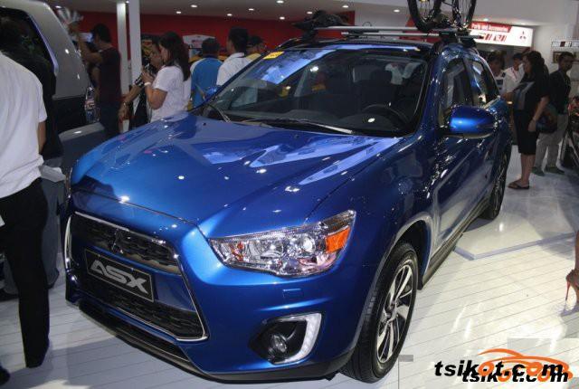 Mitsubishi Asx 2015 - 3