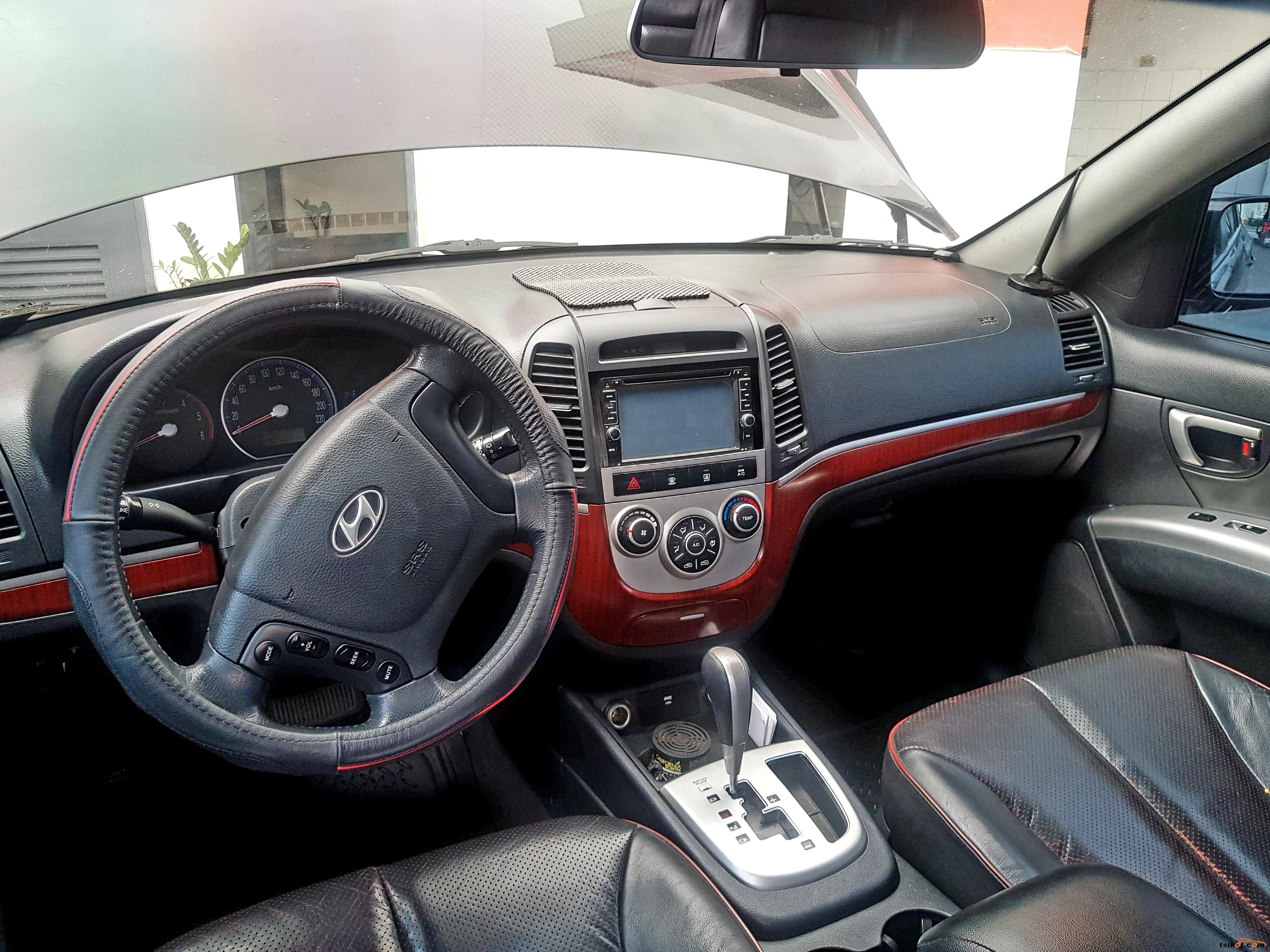Hyundai Santa Fe 2008 - 6