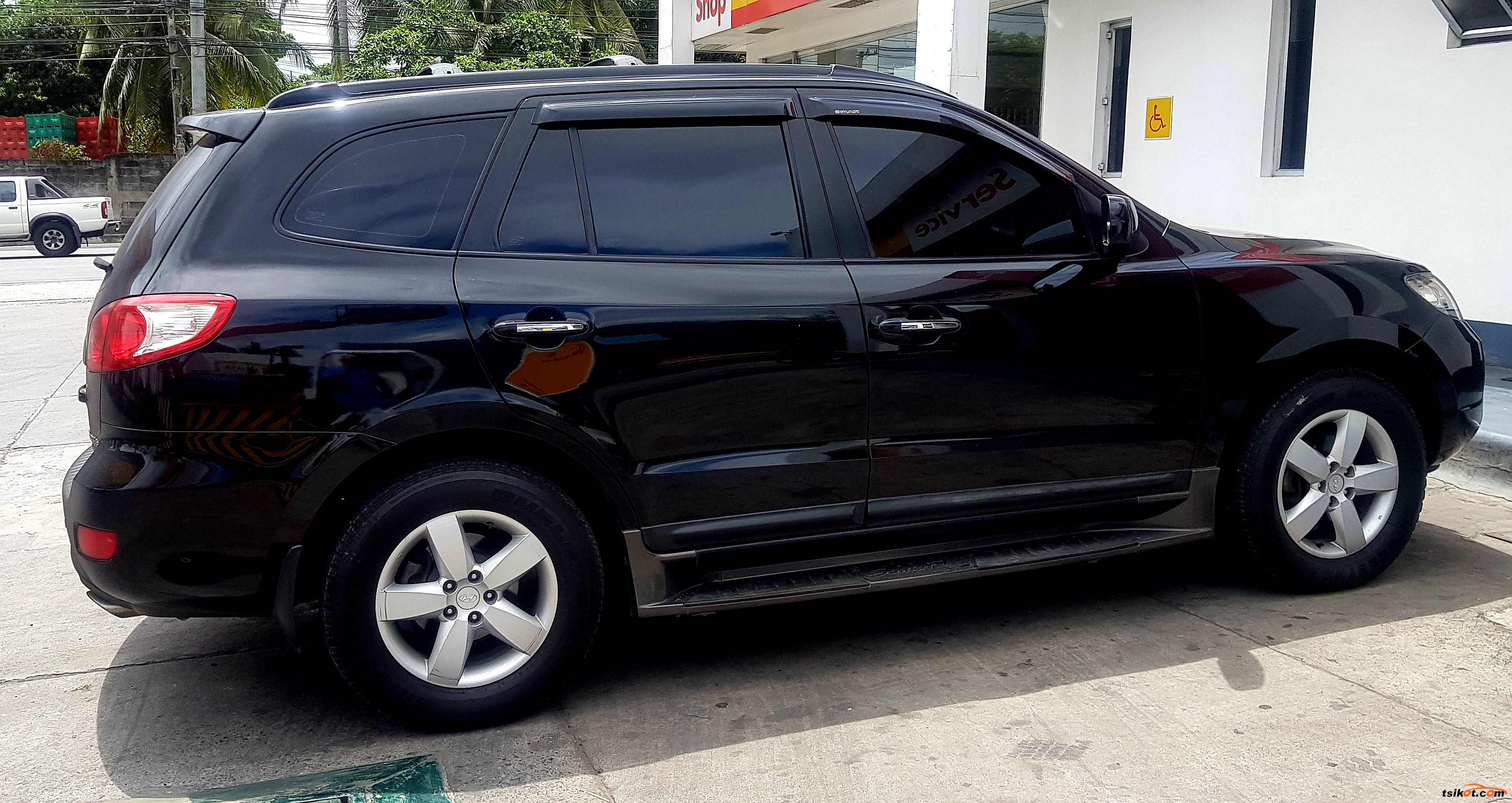 Hyundai Santa Fe 2008 - 7