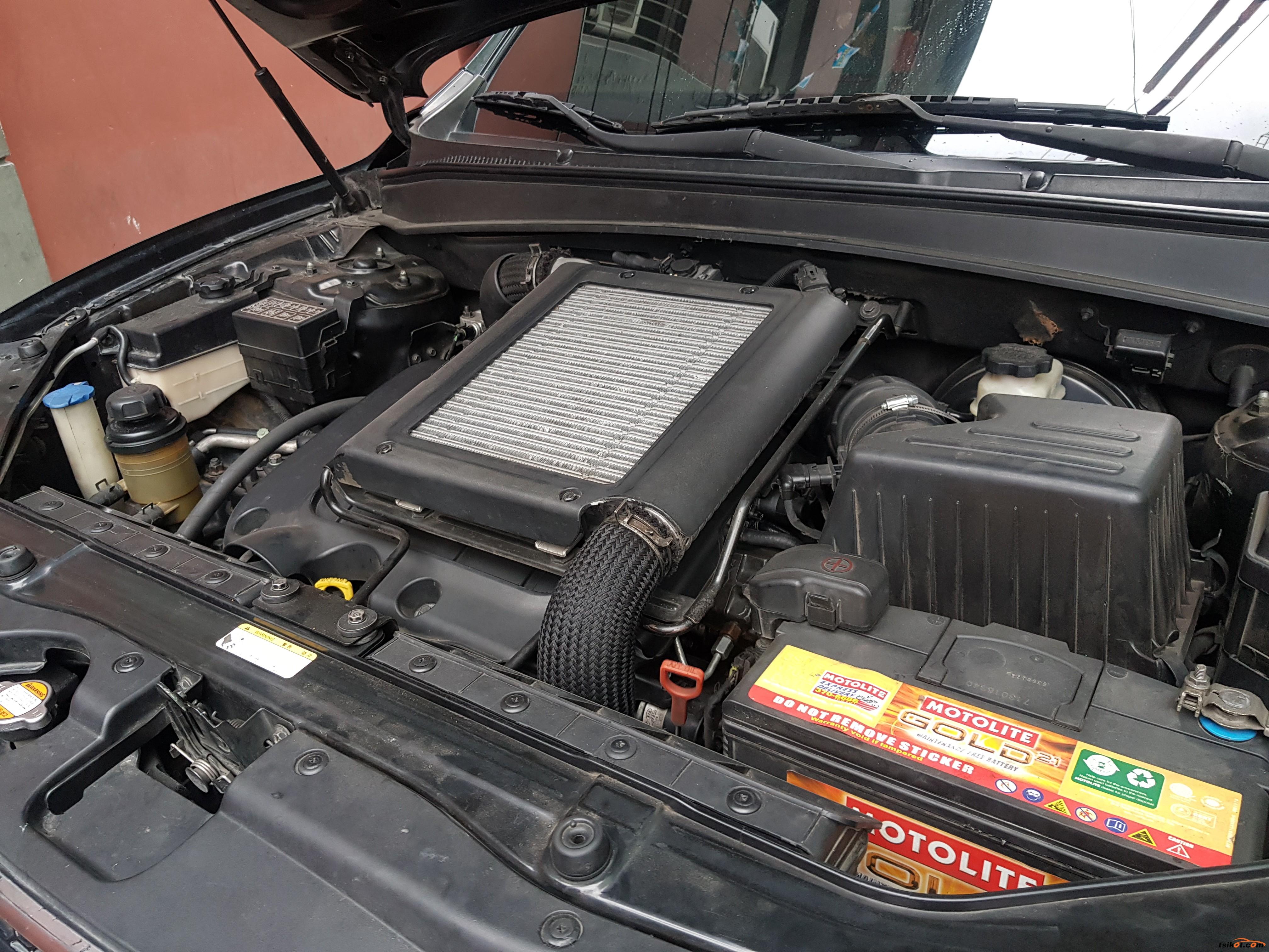 Hyundai Santa Fe 2008 - 8