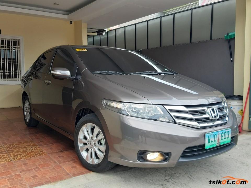Honda City 2013 - 6