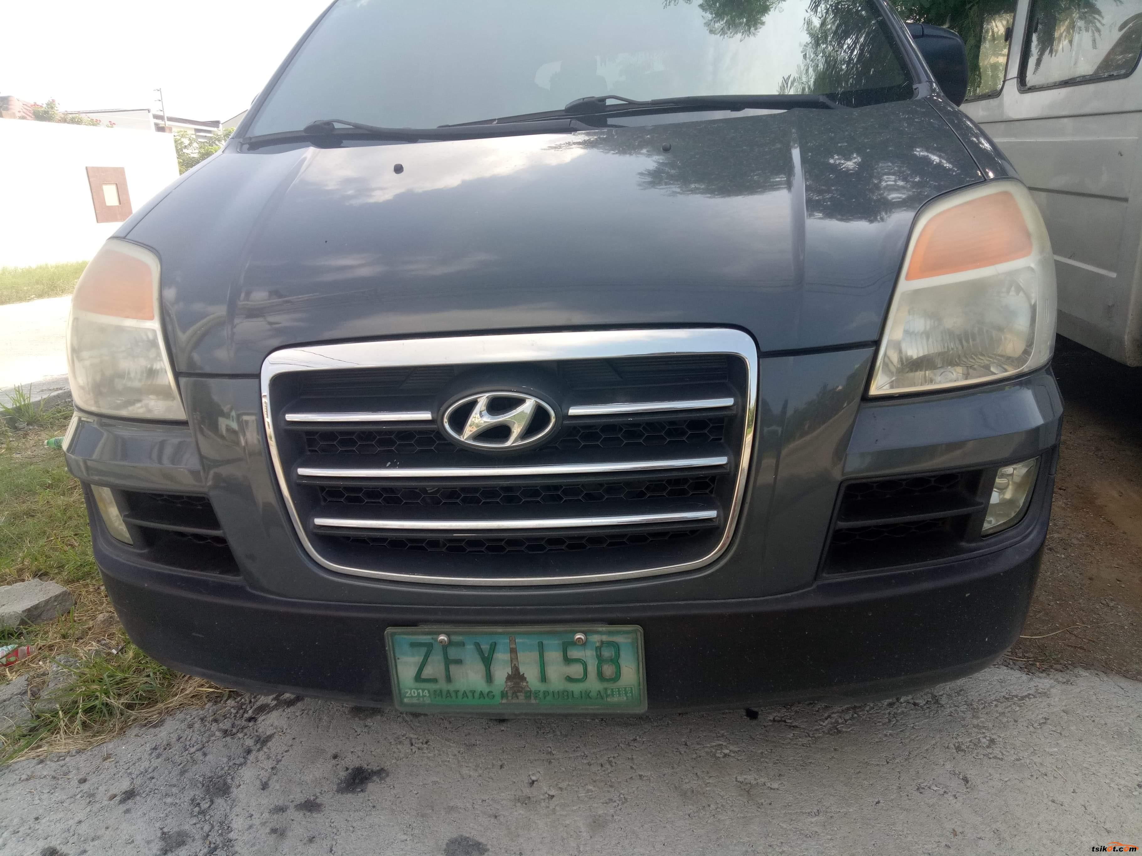Hyundai Starex 2006 - 9