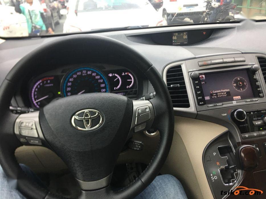 Toyota Venza 2010 - 6