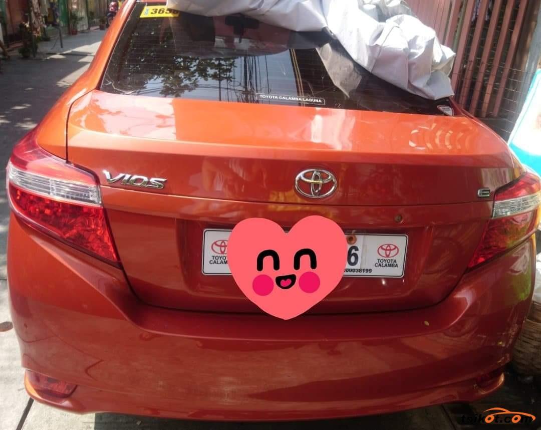 Toyota Vios 2016 - 4