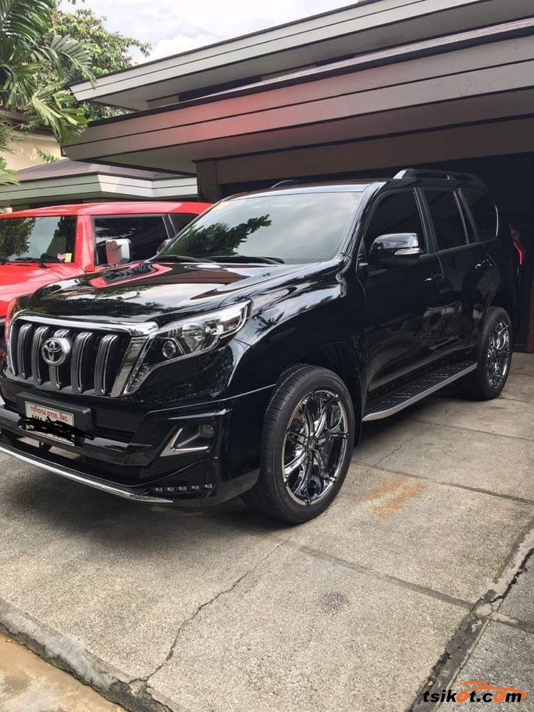 Toyota Land Cruiser Prado 2017 - 3