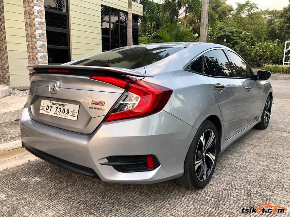 Honda Civic 2017 - 4