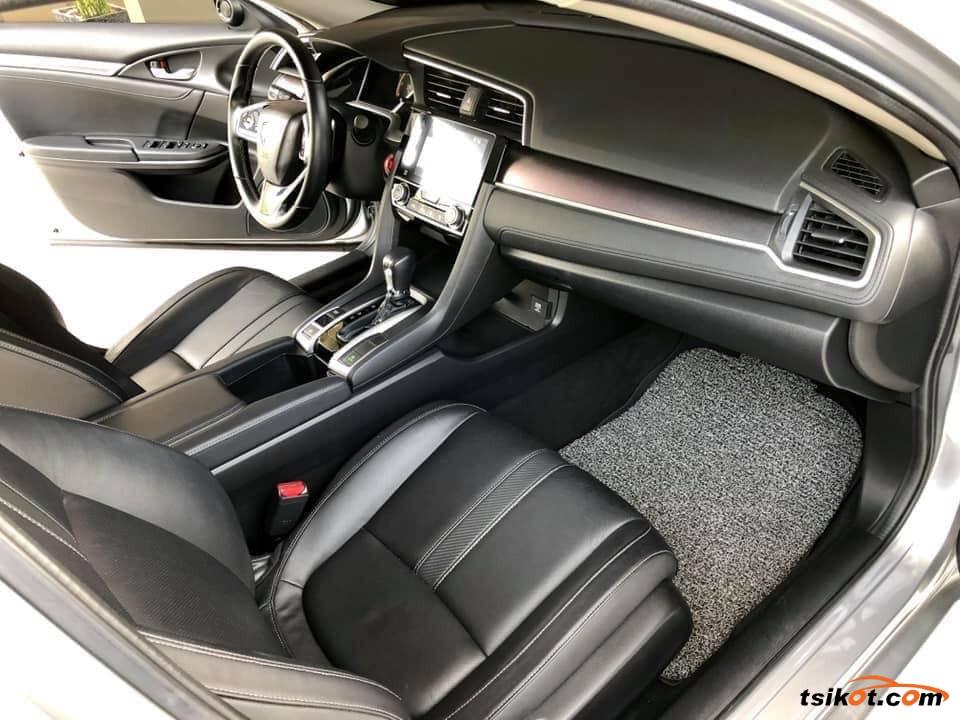 Honda Civic 2017 - 7