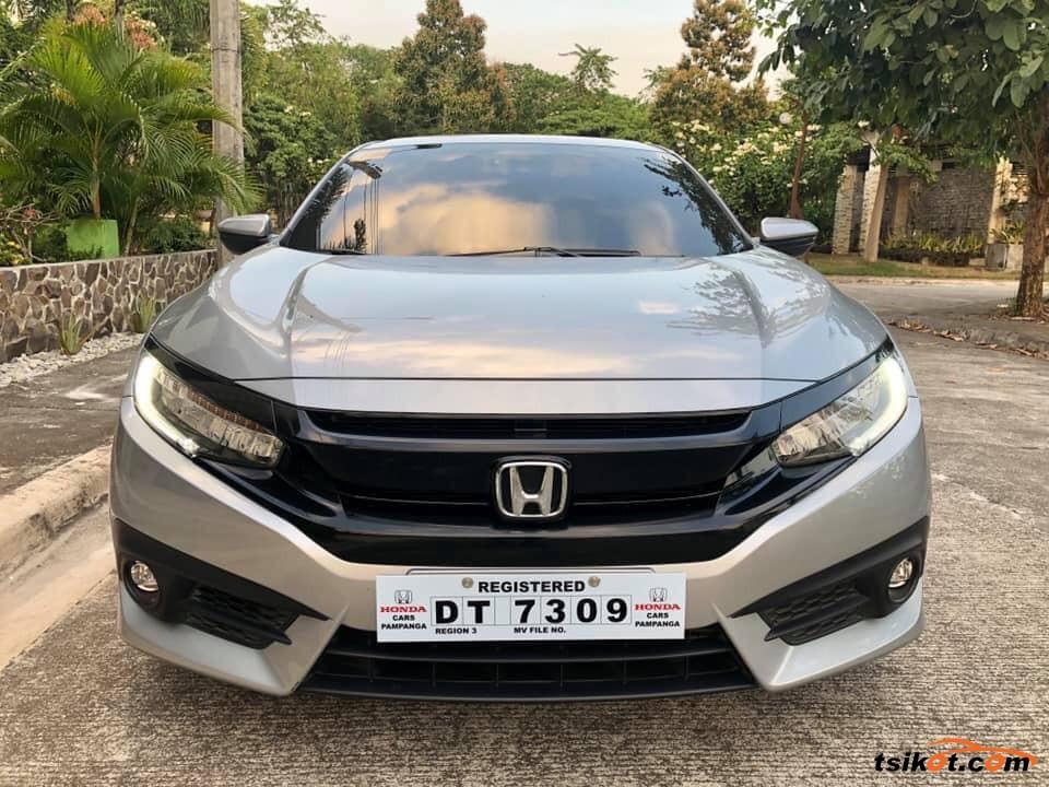 Honda Civic 2017 - 9