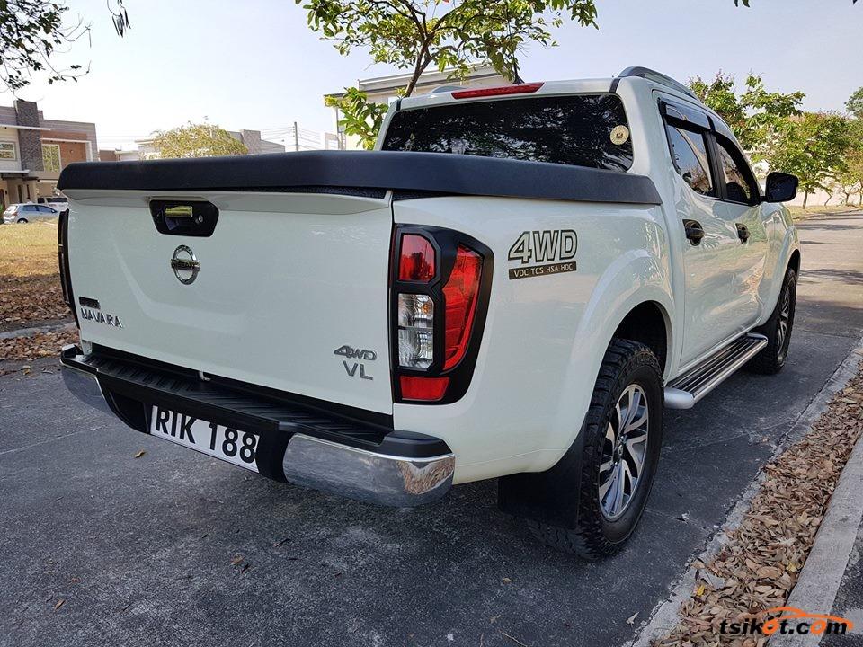 Nissan Navara 2017 - 2