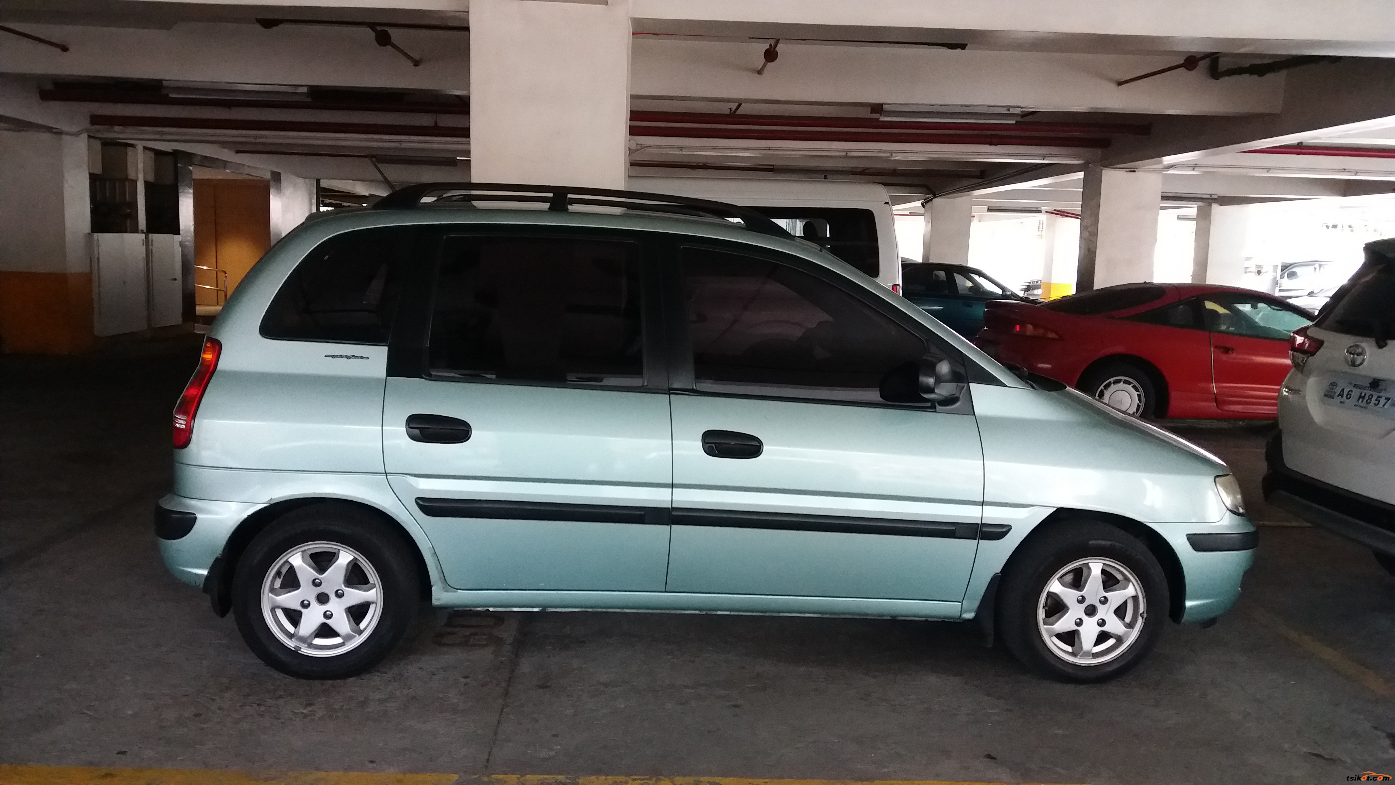 Hyundai Matrix 2004 - 1