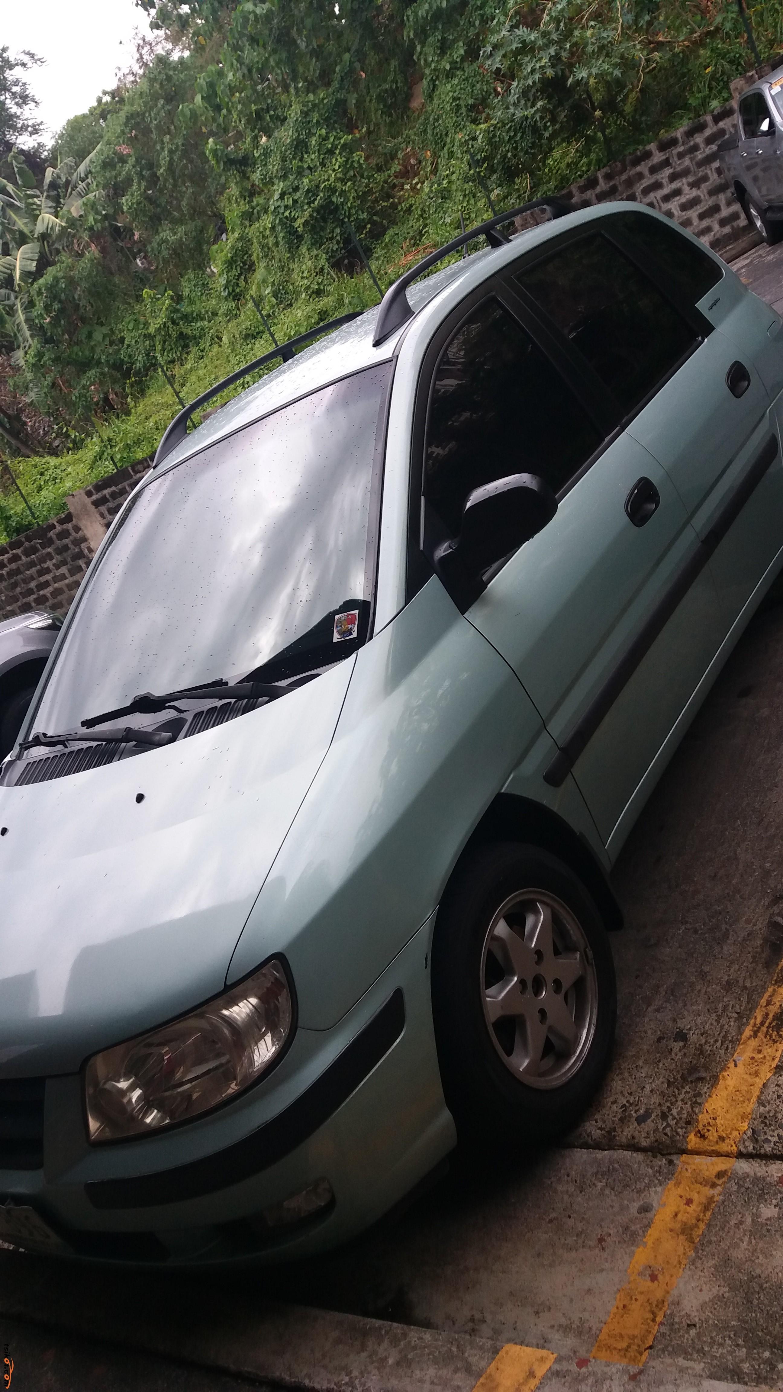 Hyundai Matrix 2004 - 2