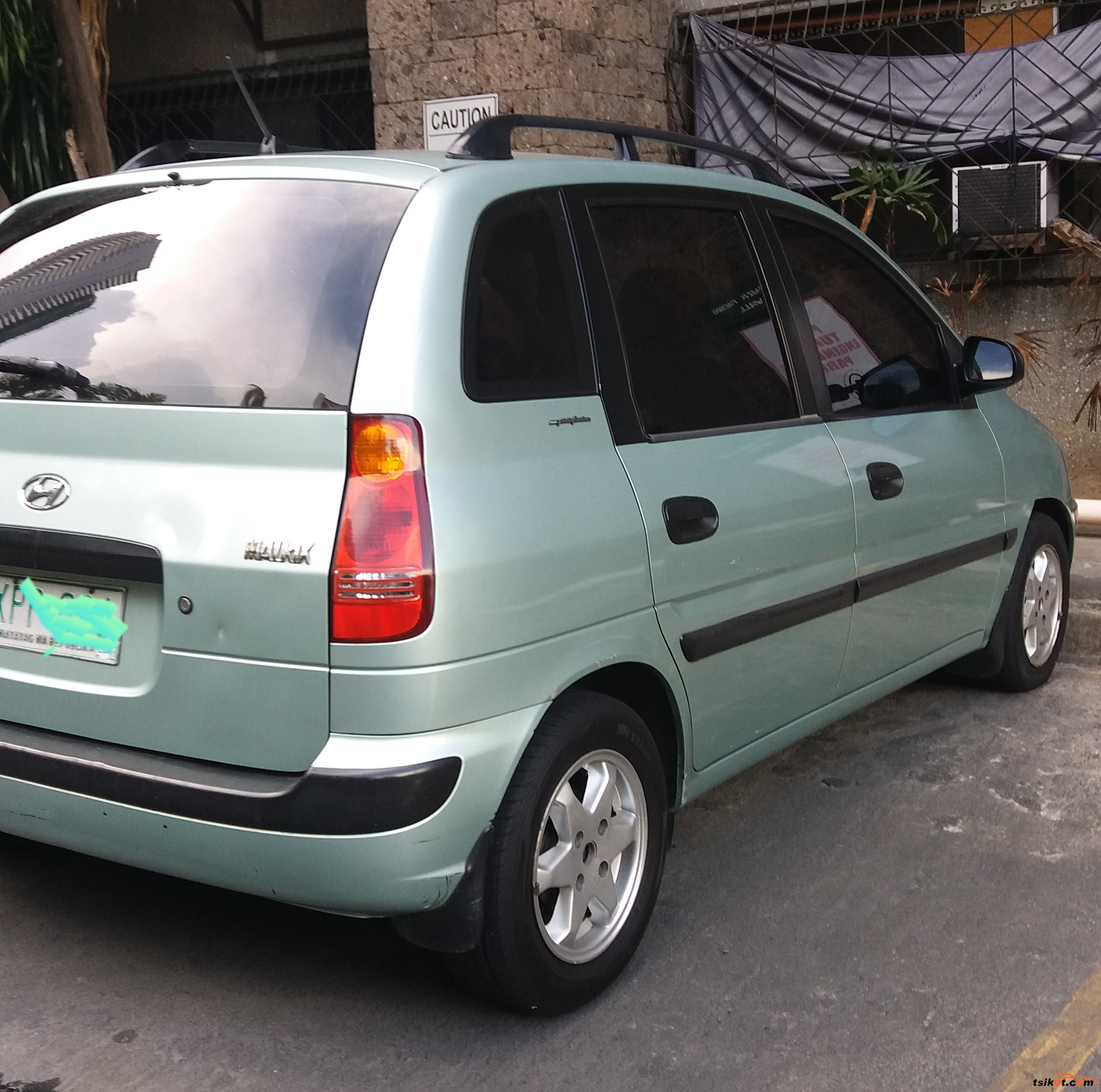 Hyundai Matrix 2004 - 3