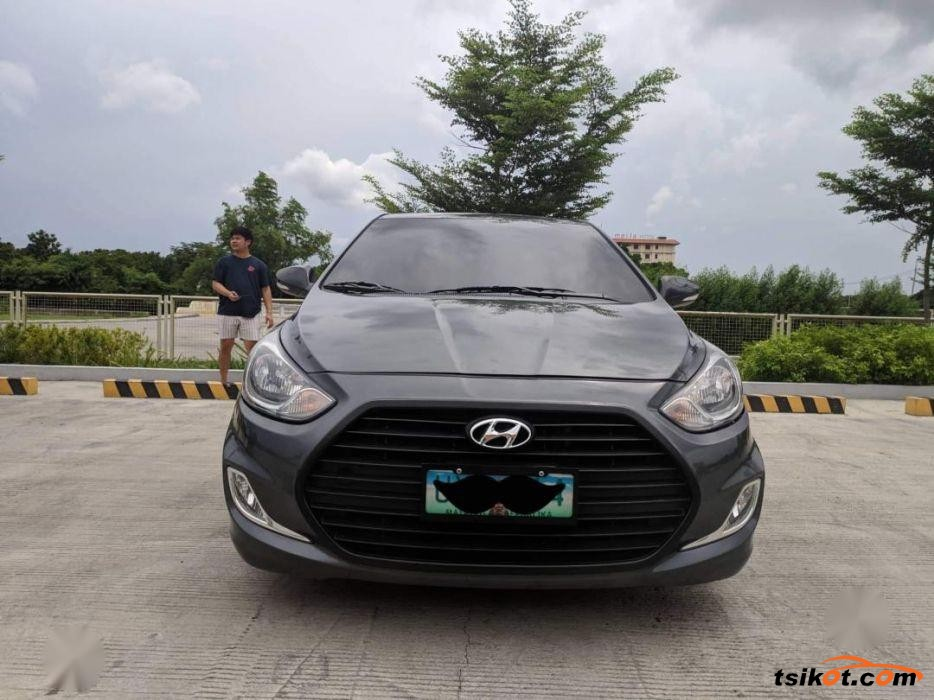 Hyundai Accent 2013 - 4