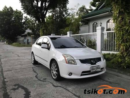 Nissan Sentra 2013 - 2