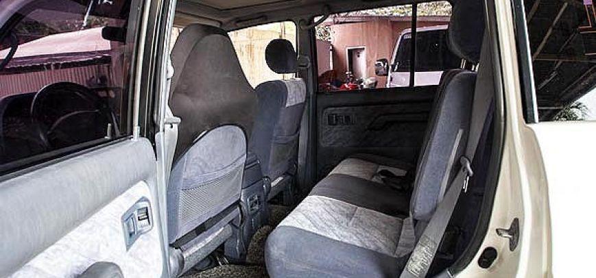 Toyota Land Cruiser 1998 - 11
