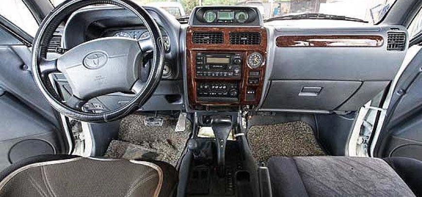 Toyota Land Cruiser 1998 - 12