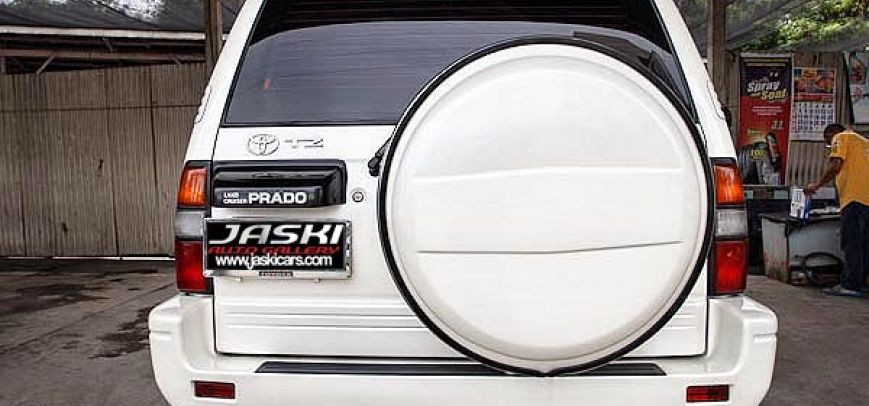 Toyota Land Cruiser 1998 - 3
