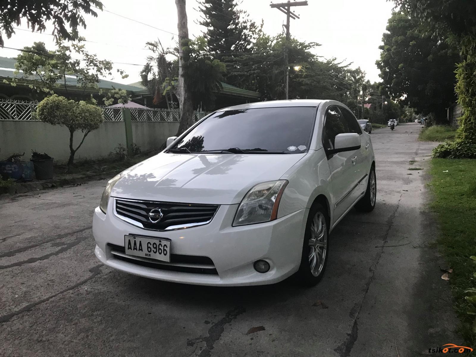 Nissan Sentra 2013 - 6