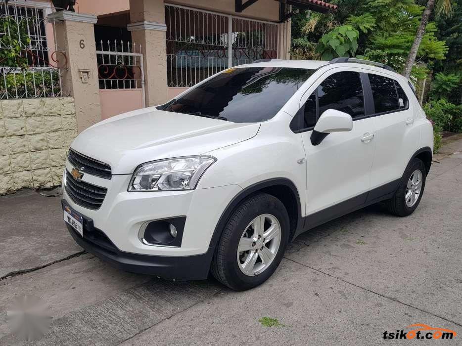 Chevrolet Trax 2017 - 3