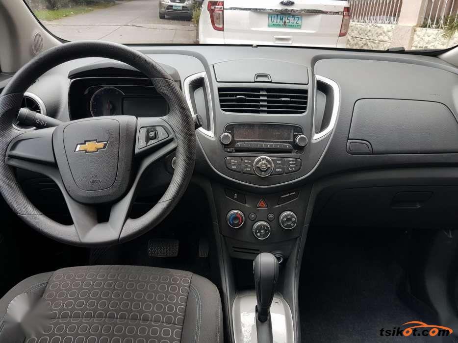 Chevrolet Trax 2017 - 4