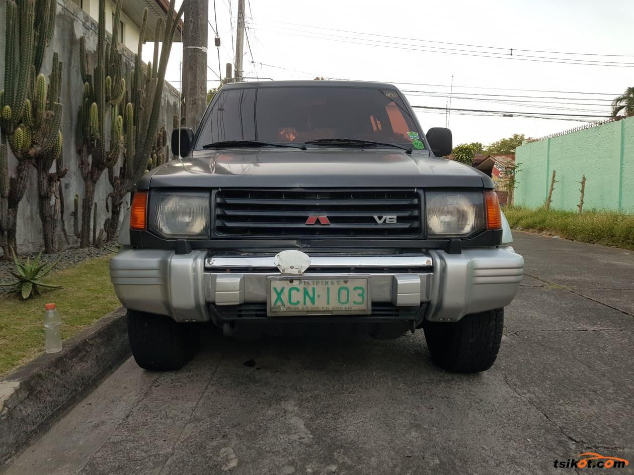 Mitsubishi Pajero 1997 - 5