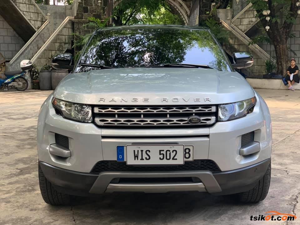 Land Rover Range Rover Evoque 2014 - 1