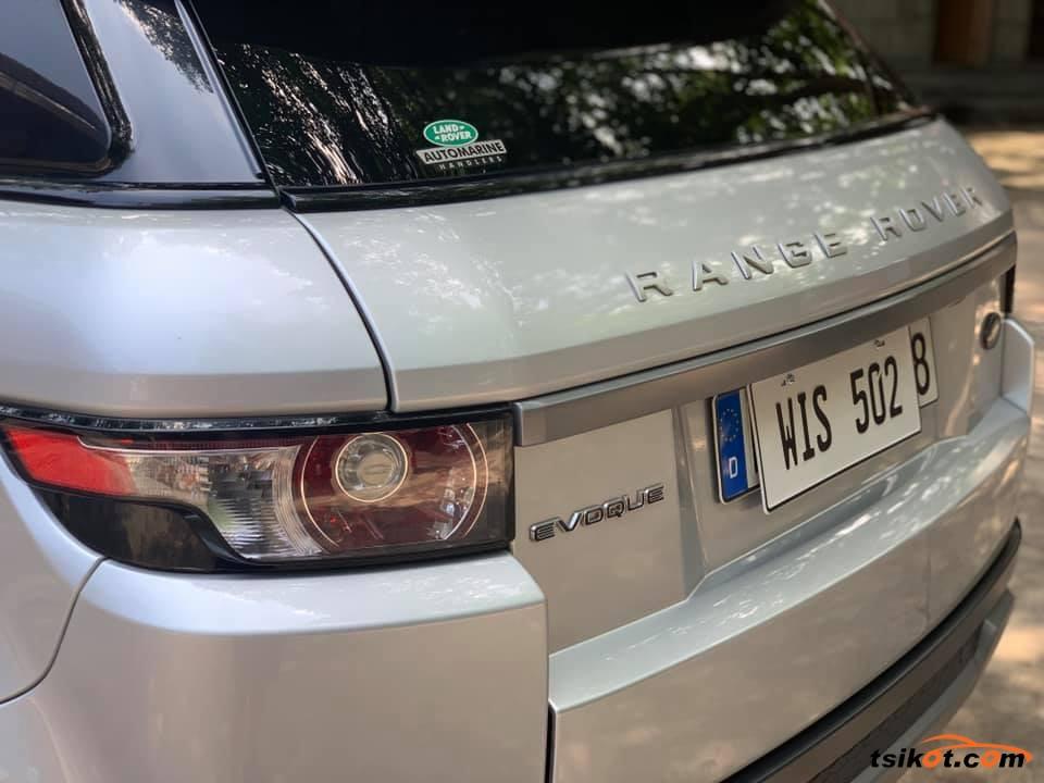 Land Rover Range Rover Evoque 2014 - 4