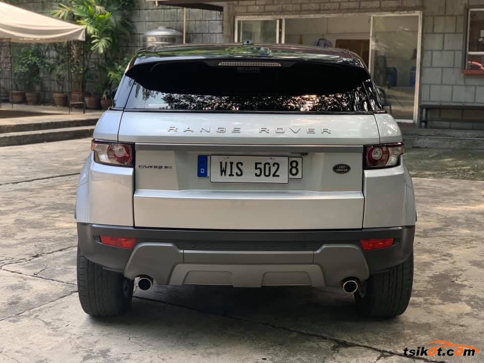 Land Rover Range Rover Evoque 2014 - 6