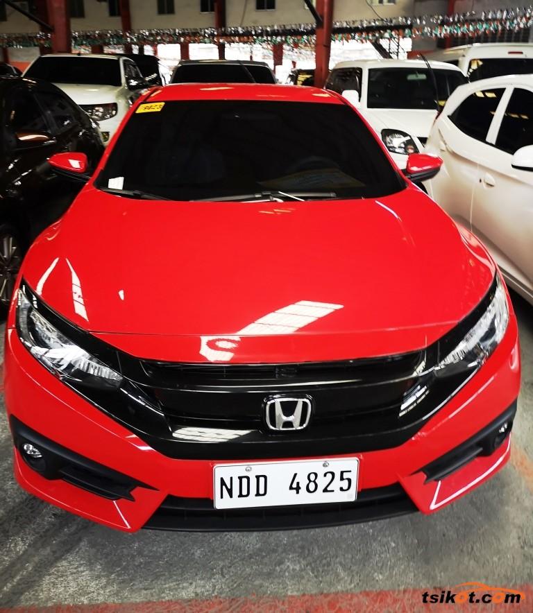 Honda Civic 2016 - 1