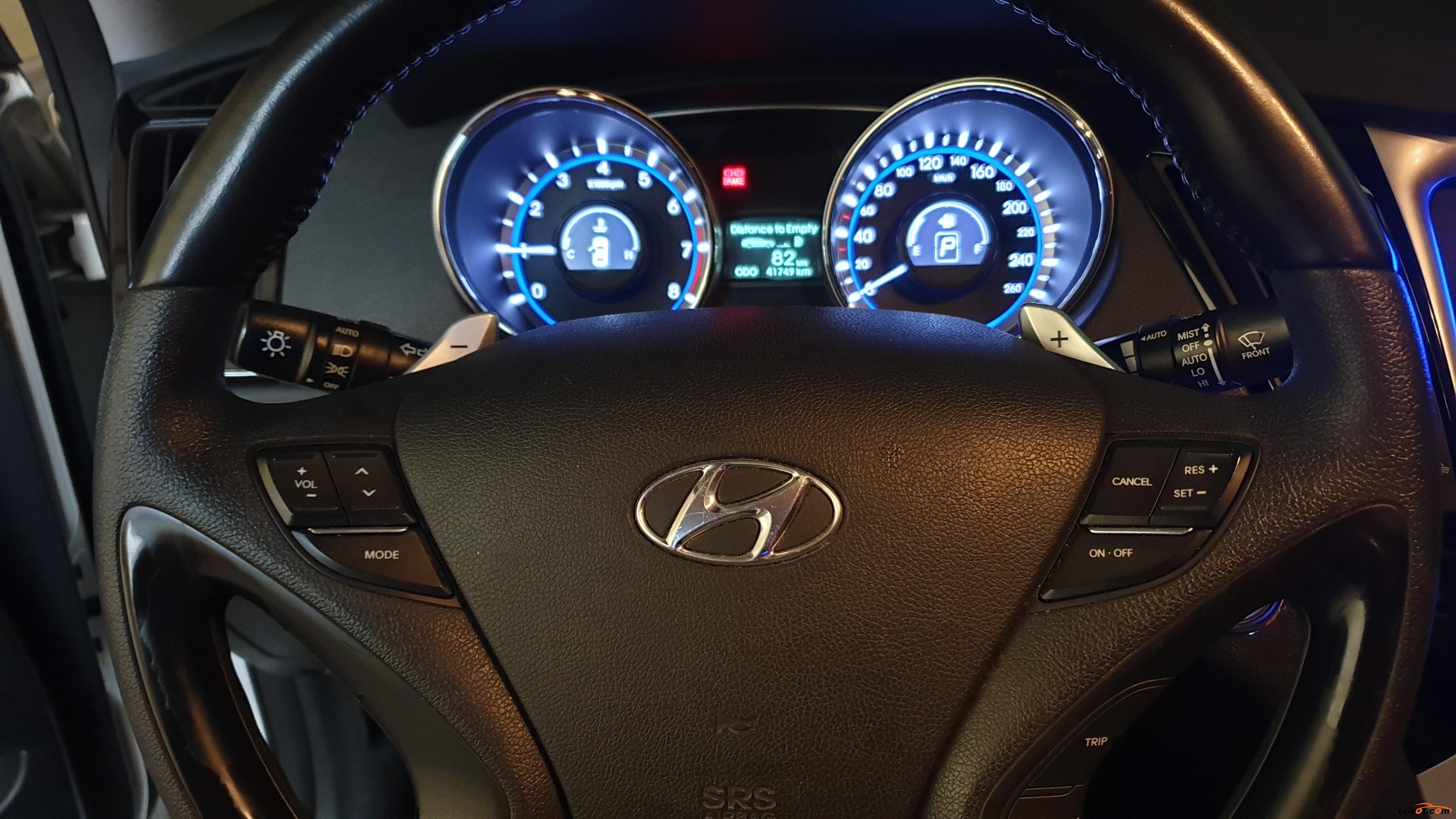 Hyundai Sonata 2013 - 1
