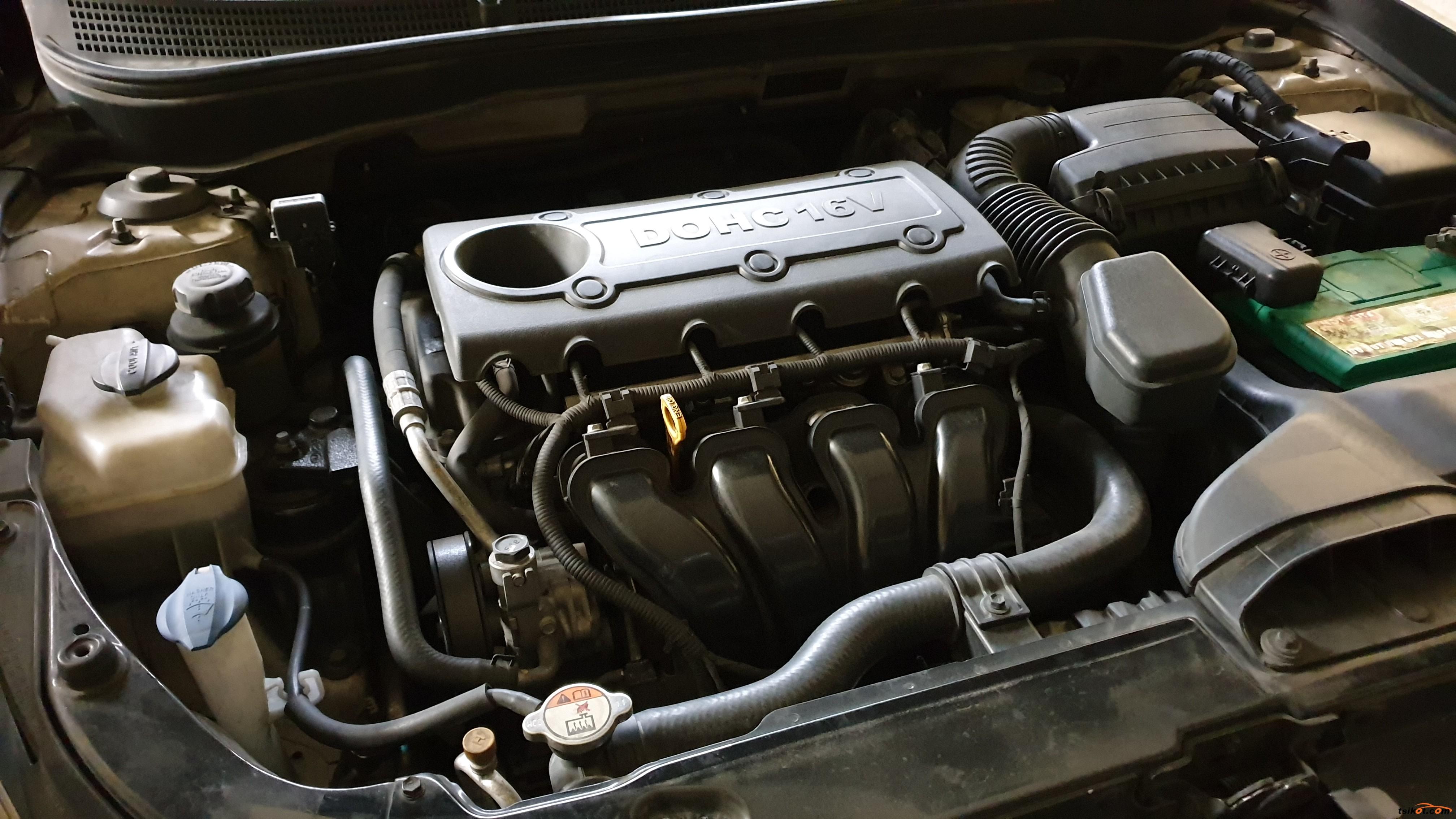Hyundai Sonata 2013 - 2
