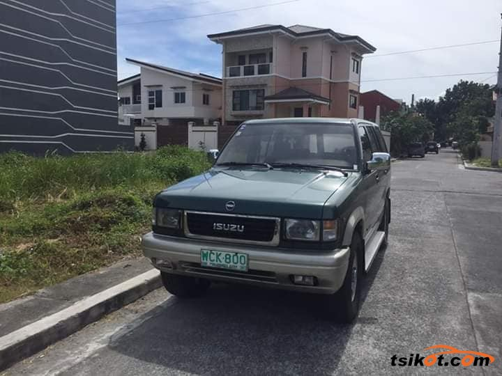 Isuzu Trooper 1997 - 1