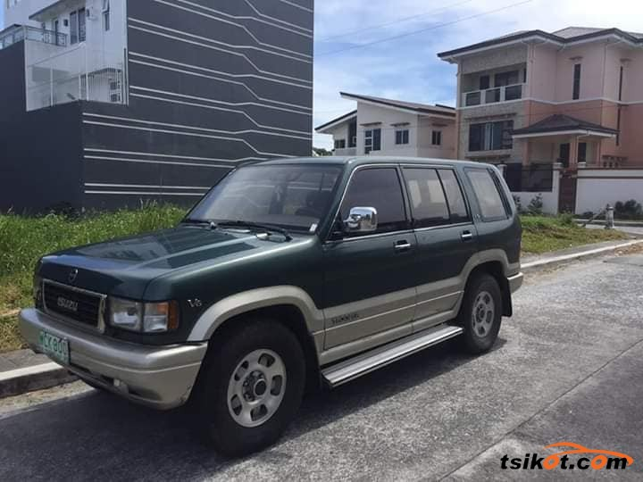 Isuzu Trooper 1997 - 2