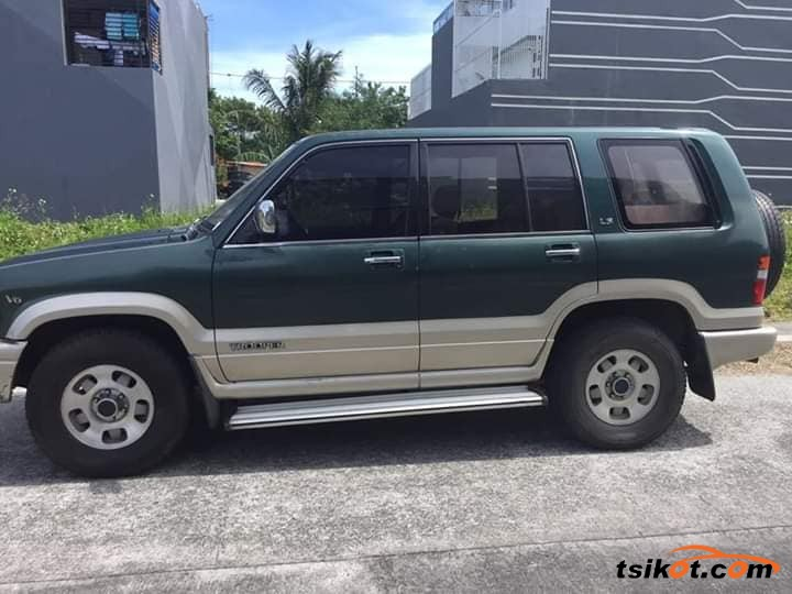 Isuzu Trooper 1997 - 3