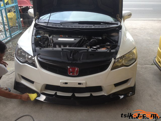Honda Civic 2006 - 5