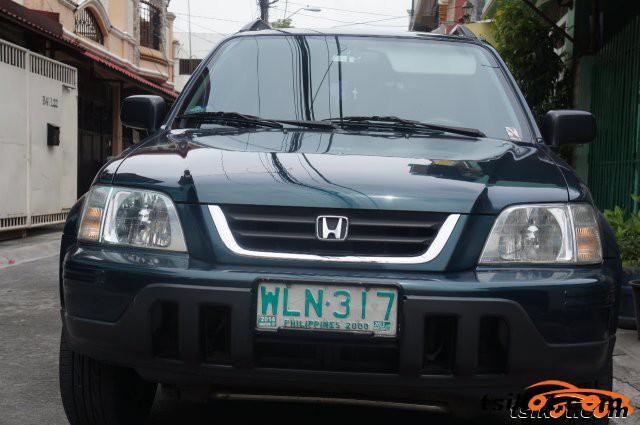 Honda Cr-V 2000 - 3
